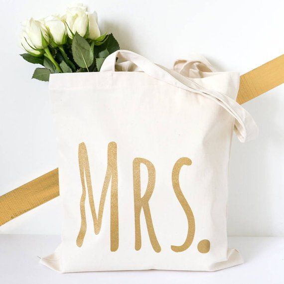 hen party bride bag future mrs bridesmaid bag auntie gift Personalised tote bag