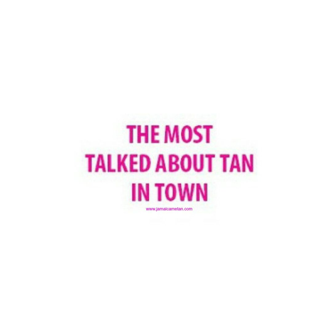 Get a gorgeous tan every time with Jamaica Me Tan sunless Eco