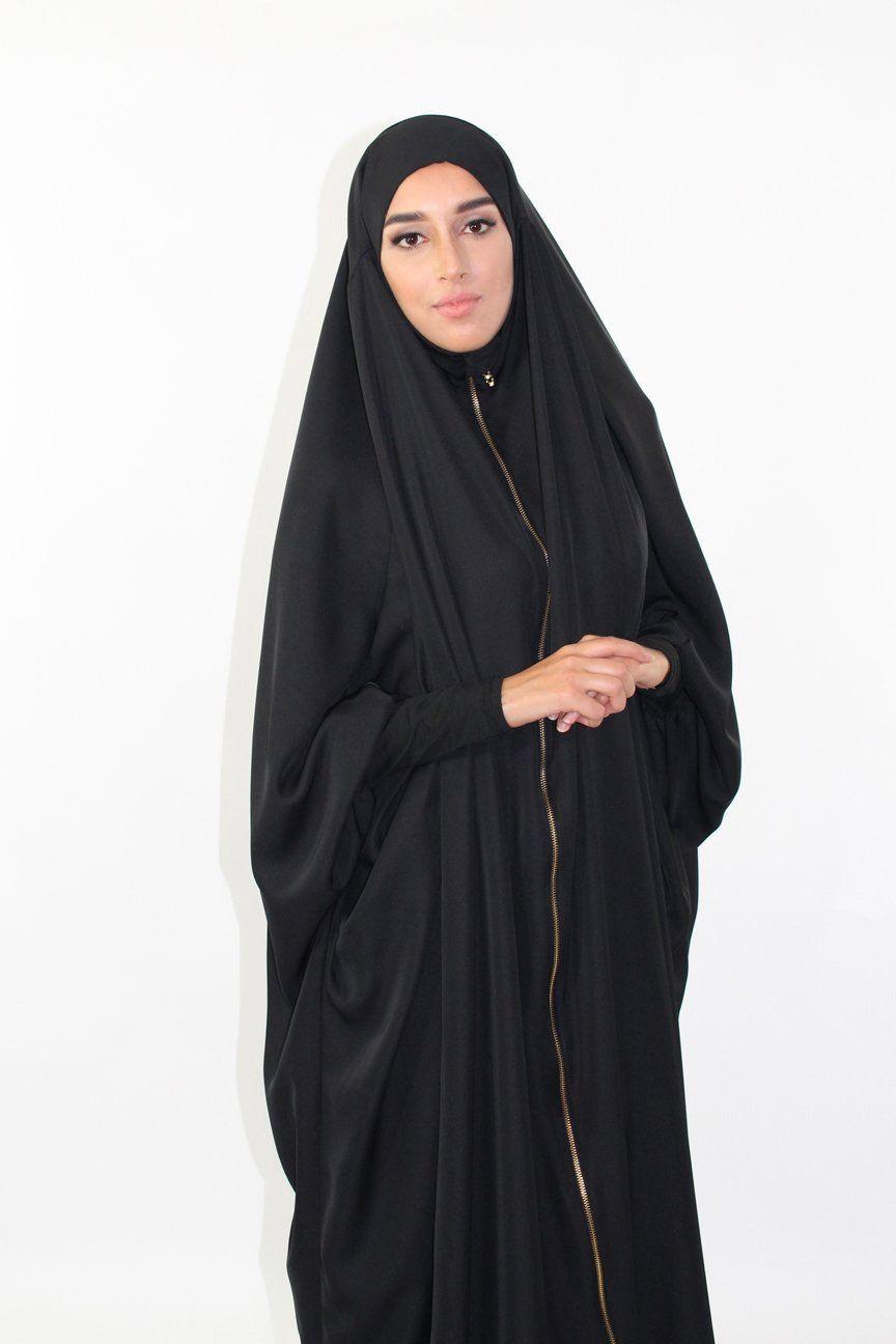 Lace umbrella abaya  Jilbab Amani