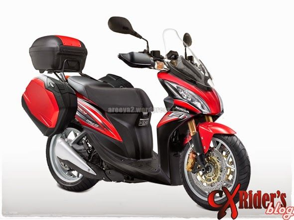 Modifikasi Motor Honda Spacy Velg Jari Jari Velg Mobil