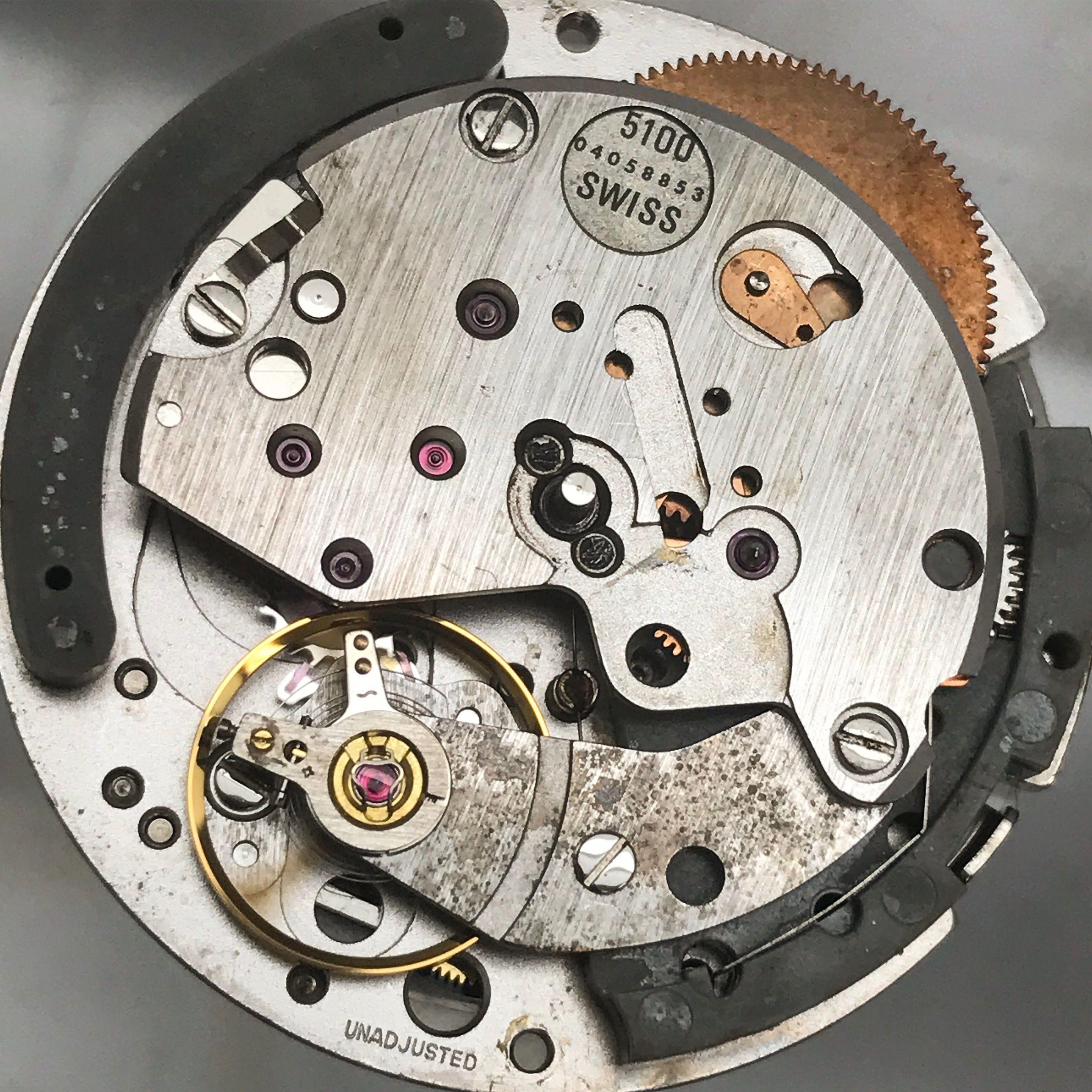 Watch Repair Near Me Manhattan Time Services Clock