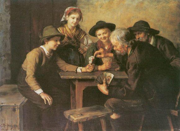 Franz Spiel Kartenspiel