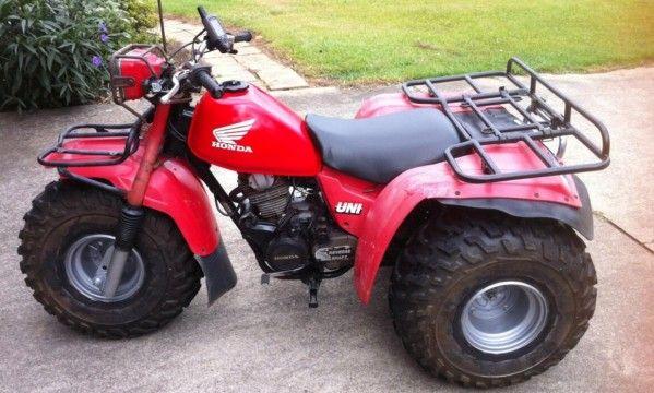 Free 1984 Honda Atc200es Big Red Atv Service Repair Manual Repair Manuals Repair Atv
