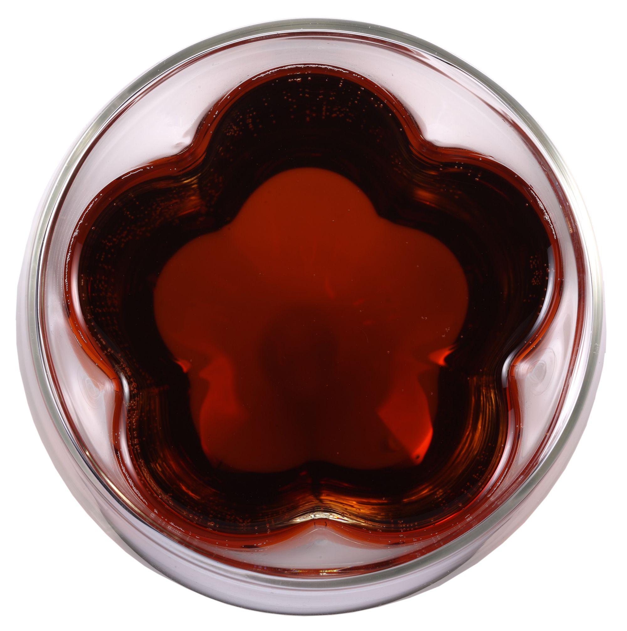 """Teeglas """"Bloomi"""" von Feelino: https://www.blissany.com/teeglas-bloomi-feelino.html"""