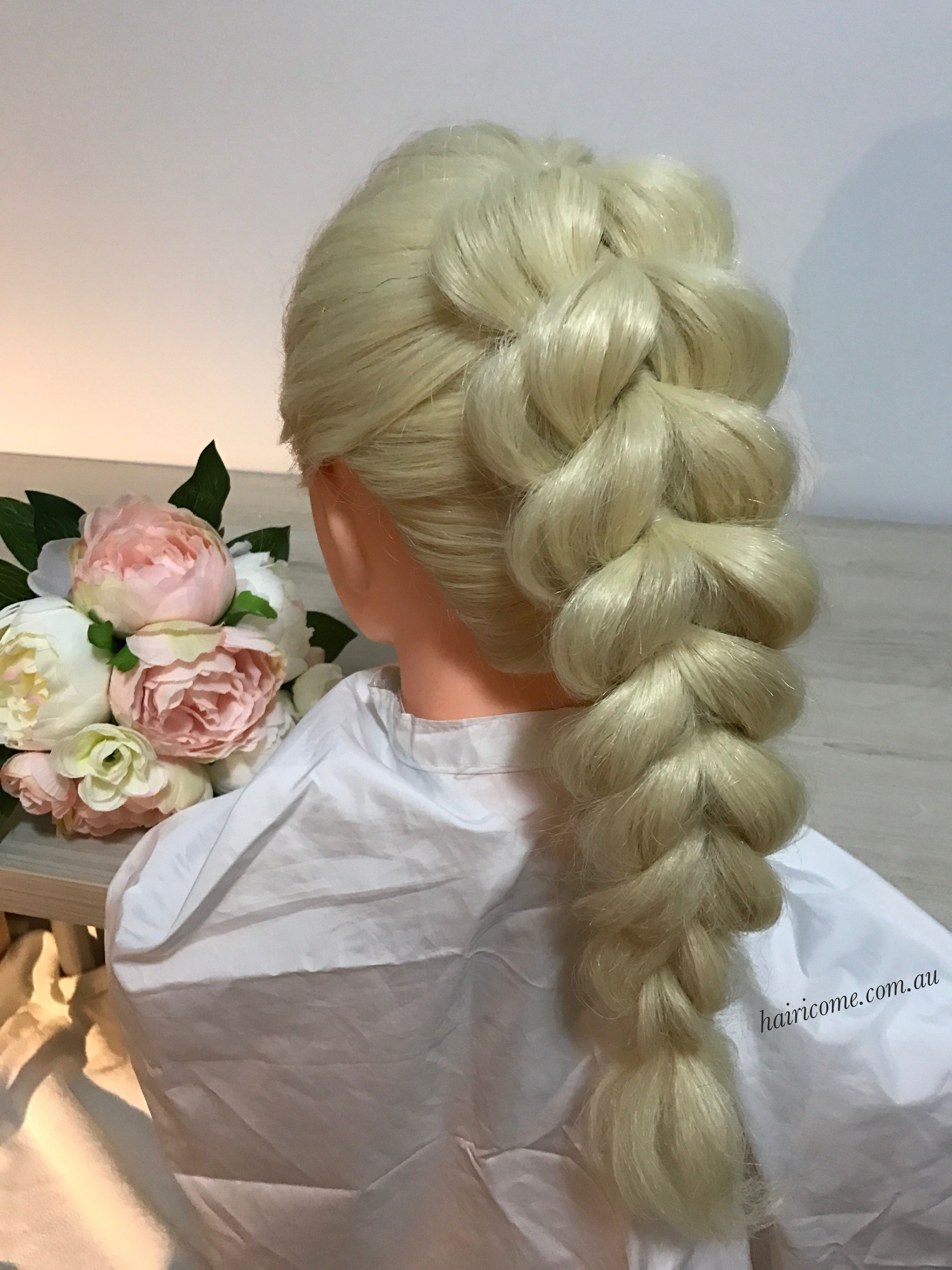 Pin by hair i come on hair i come braided upstyles pinterest