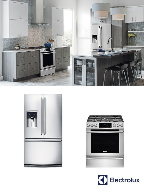 Upgrade Your Kitchen To Dream Status With The Stylish Stainless