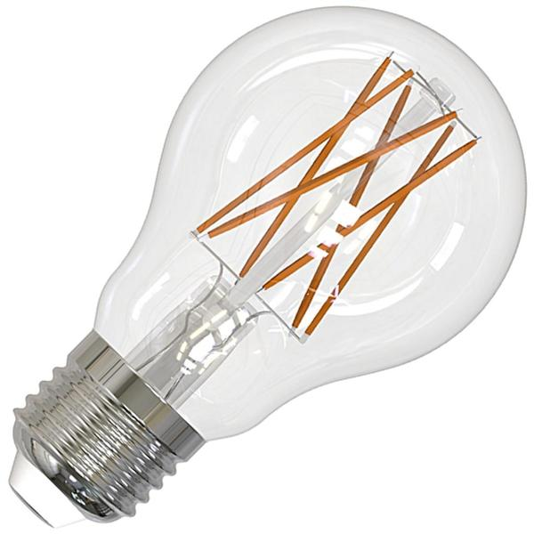 9 Watt 120 Volt A19 Medium Screw Base 3000k Led Filament Dimmable Light Bulb In 2020 Light Bulb Dimmable Light Bulbs Antique Light Bulbs