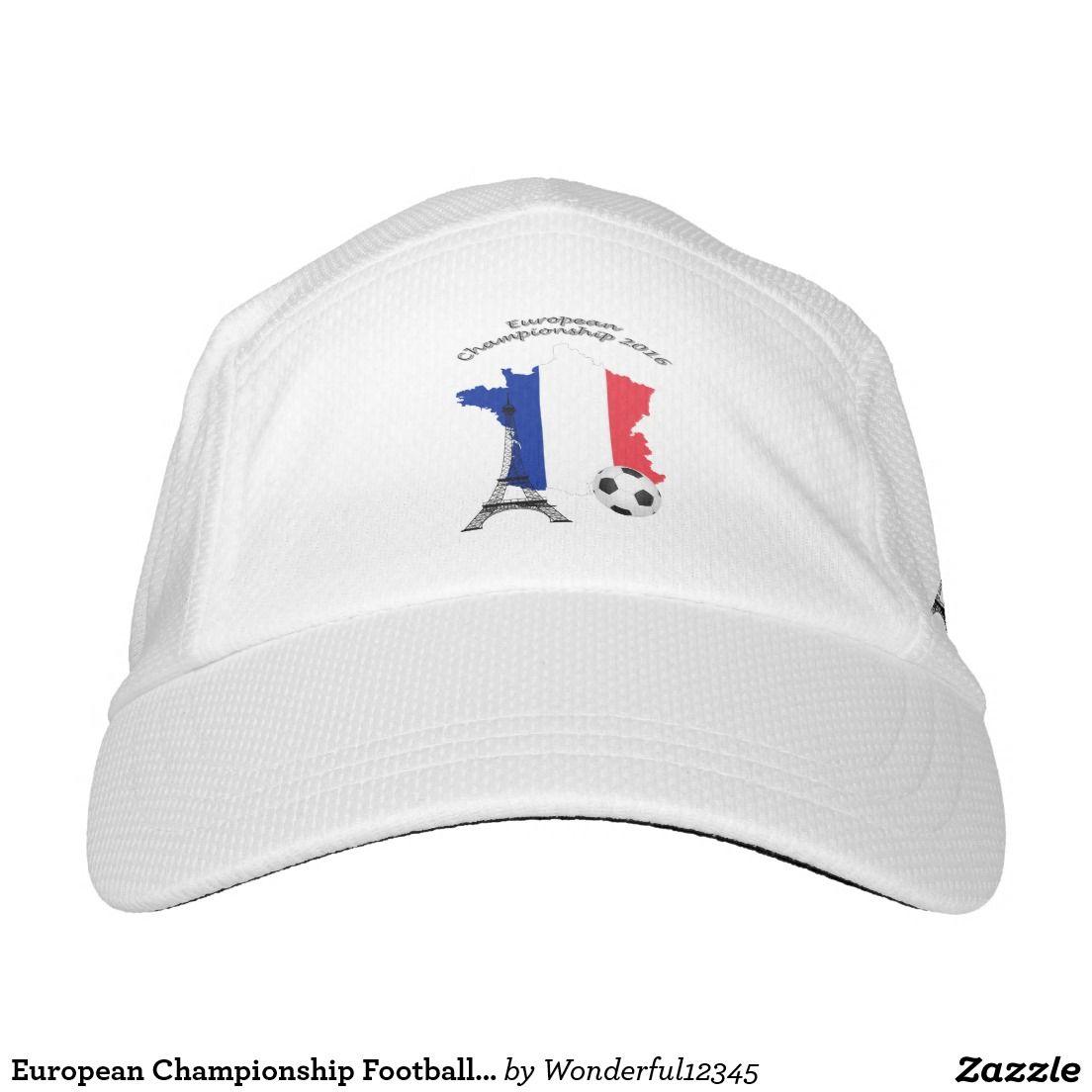 European Championship Football 2016 Hat