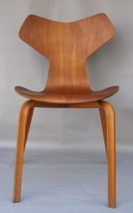 Arne Jacobsen Ameise 1955 arne jacobsen grand prix chair no 4130 grand prix chairs