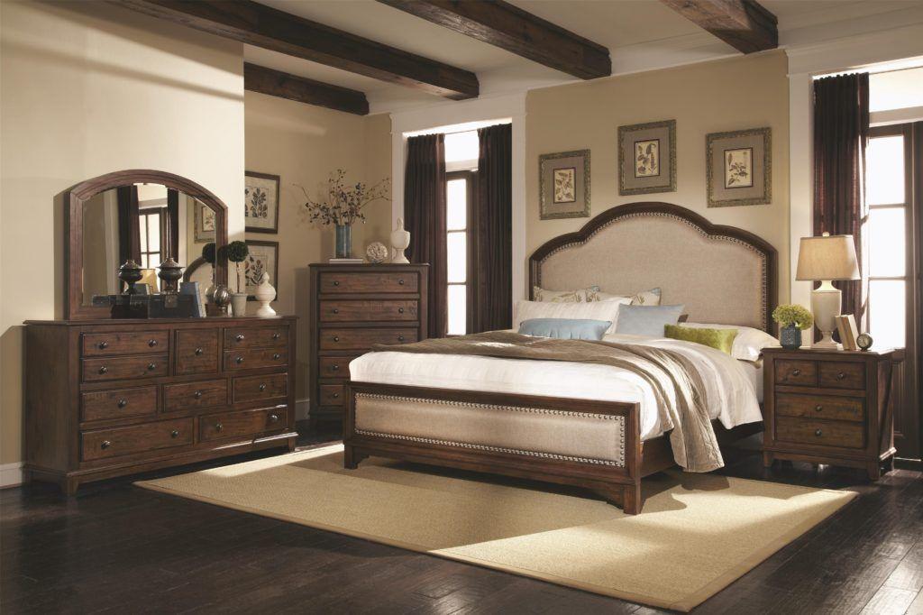 Upholstered Headboard Bedroom Sets Bedroom Sets Pinterest Bedrooms