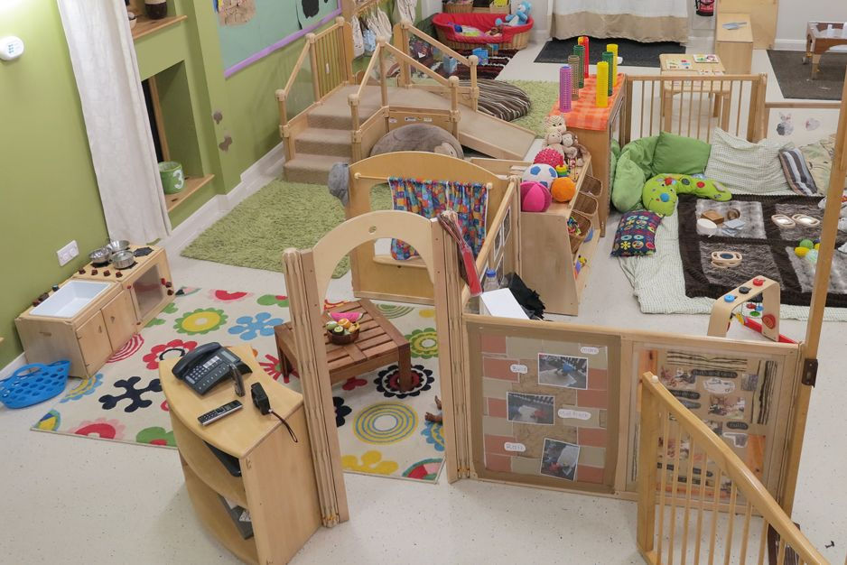 Community Playthings Baby Room