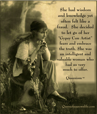 Queen of Your Own Life | Gypsy Soul | Gypsy women, Vintage ...