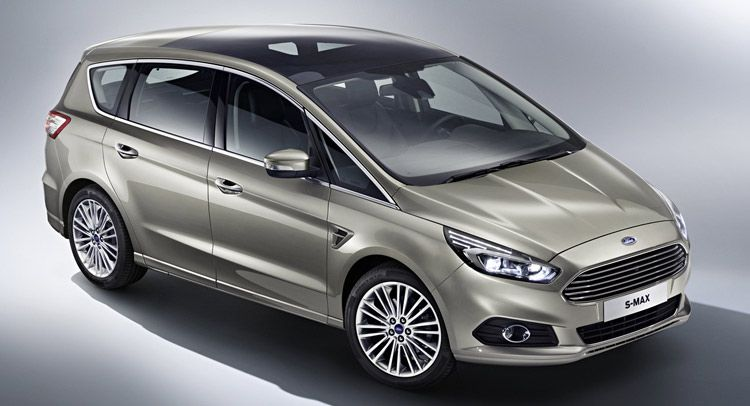 All You Want To Know About Ford S New S Max Pics Video Ford