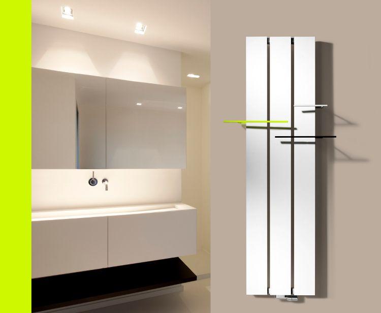 Plieger Designradiator Badkamer : Vasco introduceert innovatieve aluminium designradiator die opvalt