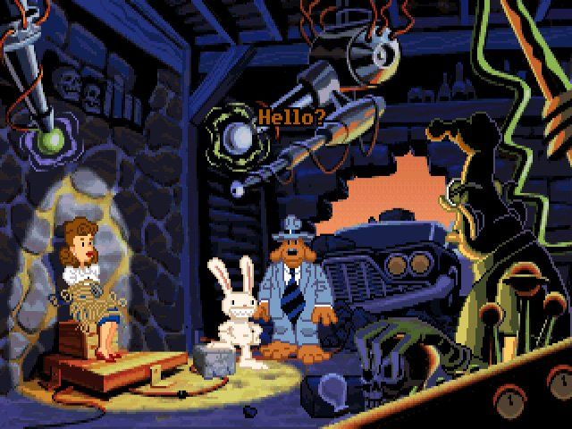 Sam And Max Hit The Road Is An Old Windows Crime And Mystery Point Amp Click Adventure Game Developed By Lucasa Classic Rpg Super Adventure Retro Video Games