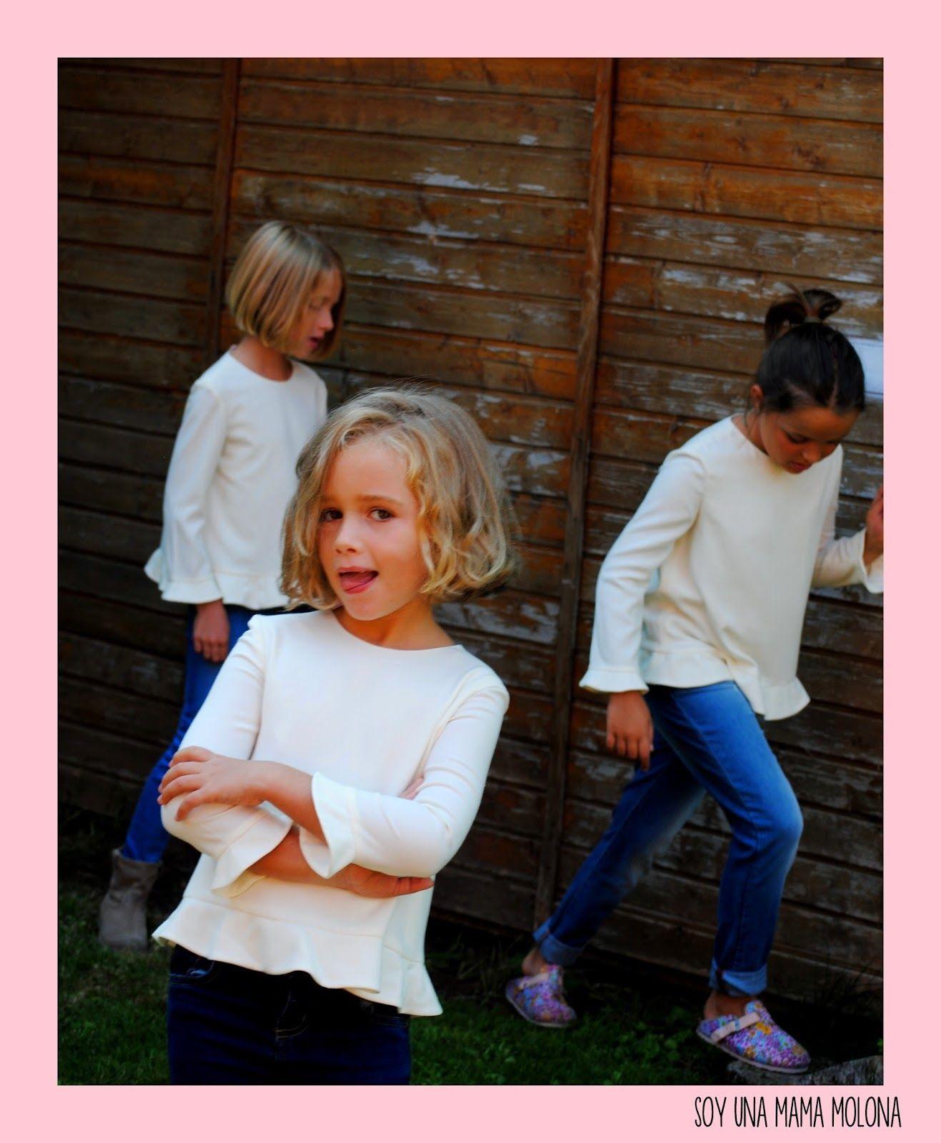 soy una mama molona : Clo&tilde: ropa de niñas
