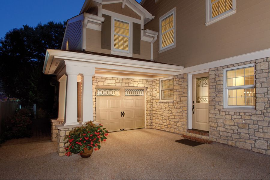 Models Shown: Clopay Gallery Collection Steel Carriage House Style Garage  Door · Decorative WindowsDecorative ...