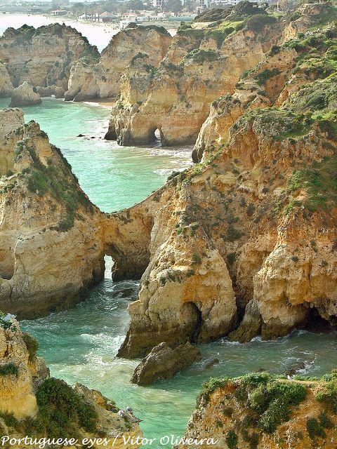 Litoral entre a Praia do Alemão e a Prainha - Portugal by Portuguese_eyes, via Flickr