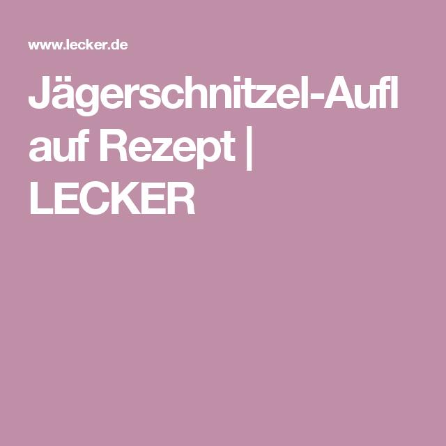Jägerschnitzel-Auflauf Rezept | LECKER