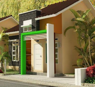 40 desain rumah minimalis type 36 terbaru | rumah