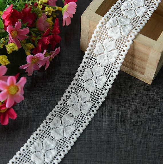 1pcs 25cm Wide 3 Meters Long White Eyelash Embroidery Mesh