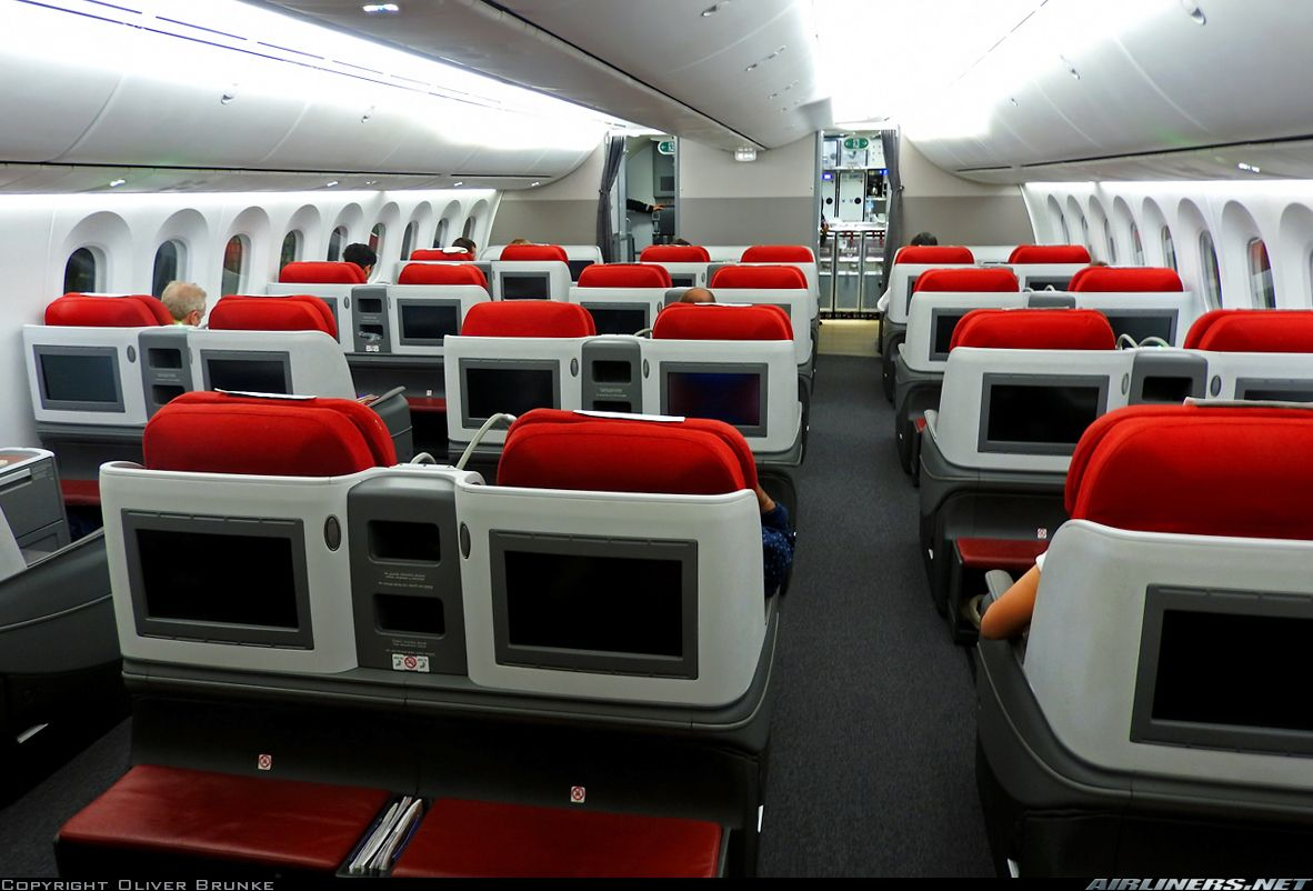 Boeing 787 interior coach viewing gallery - Boeing 787 9 Dreamliner Latam Aviation Photo 4271439 Airliners Net