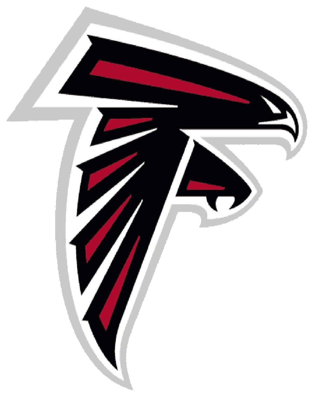 images of the ATLANTA FALCONS football logos Atlanta