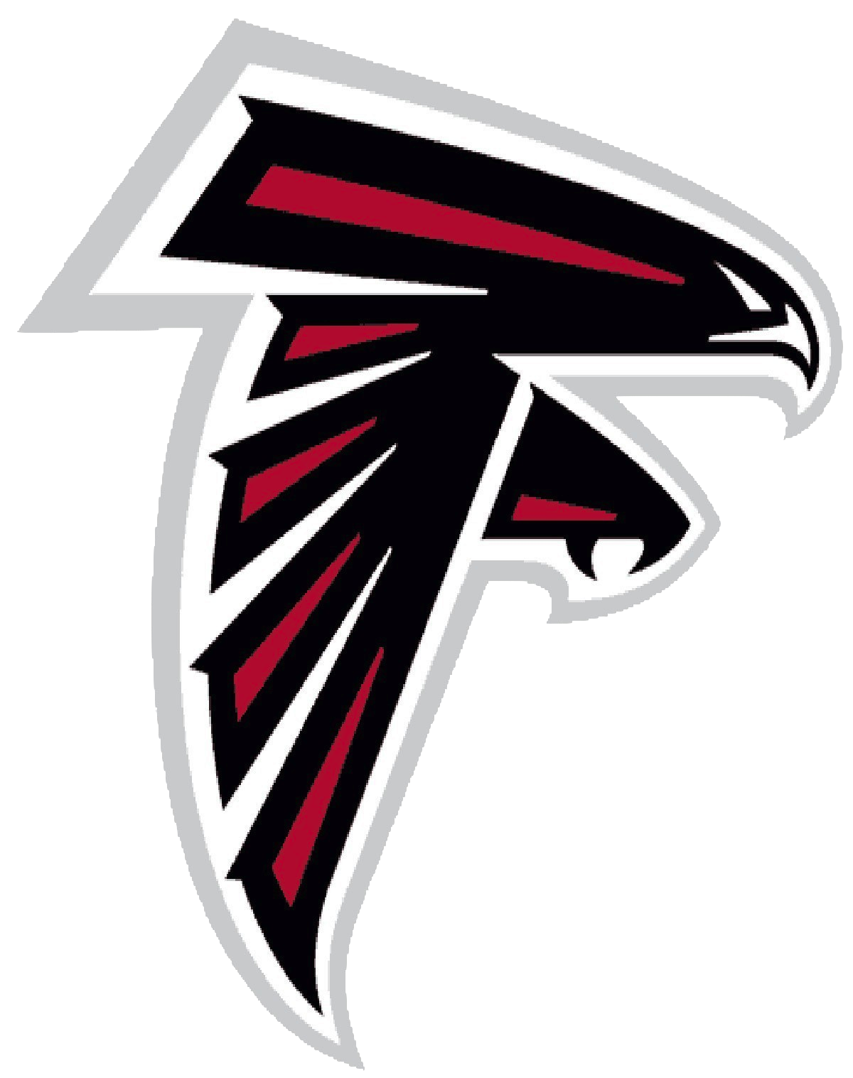 Atlanta Falcons Flying High Atlanta falcons logo