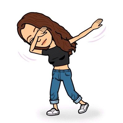 Dabbing for life | Bitmoji | Pinterest | For life, Dabbing and Life