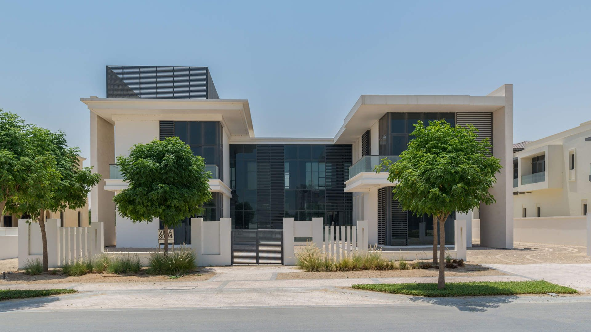 Magnificent 9 Bedroom Mansion In Dubai Hills Estate Mansions Luxury Property Luxury Property For Sale
