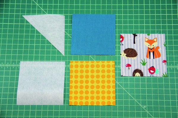 Quick Stitch Create your own Pyramid Corner Bookmarks by Staci Wendland is part of Corner bookmarks - QUICK STITCH LEAF TIPS Staci Wendland's pagepyramid corner bookmarks add handmade charm to books bought as gifts  They're made in minutes from just a few scraps of fabric but will be used and appreciated again and again  What you need Three squares, 10cm (4in) of cotton fabric Two squares, 10cm (4in) of fusible interfacing General …