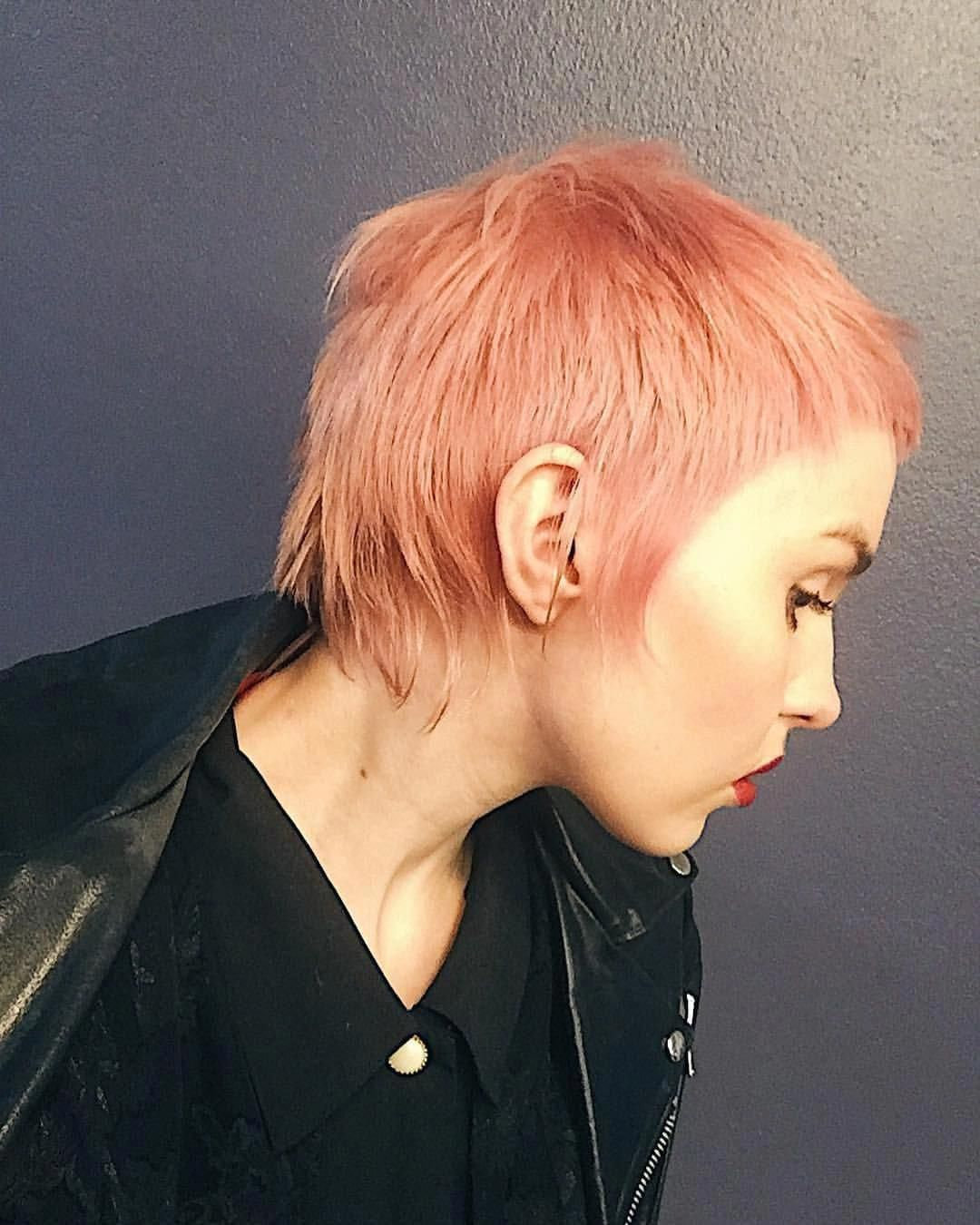 Pin On Pixie Mullet