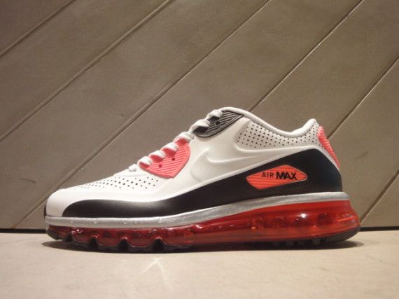 quality design 40899 9e35f Nike Air Max 90 2014 Leather QS – Infrared