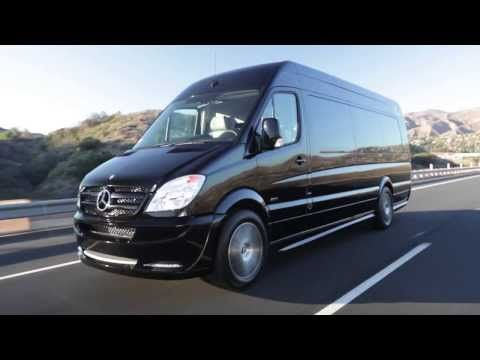 Luxury Mercedes Sprinter Van by Lexani Motorcars mp4