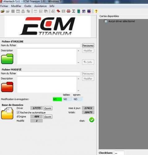 Cracked Ecm Titanium 1 61 Full Version With 2000 Drivers From Www Vipprogrammer Com Titanium Engine Control Unit Version