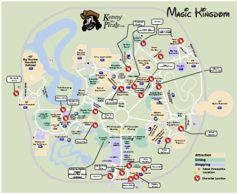 Here Is Magic Kingdom Map With A Resume To Apply Job, Cover Letter Samples  And More Examples. Browse Through Templates For A Range Of Situations And  Levels ...