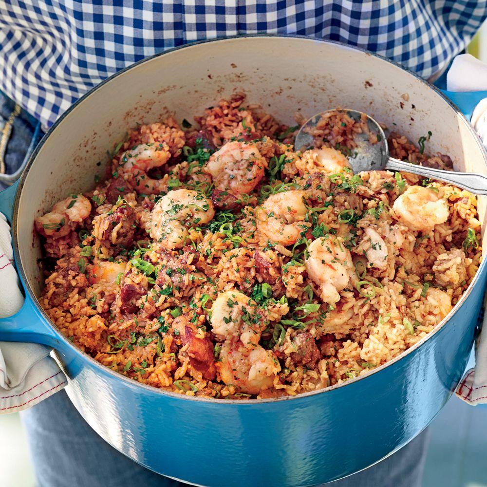 Креольская кухня рецепты с фото