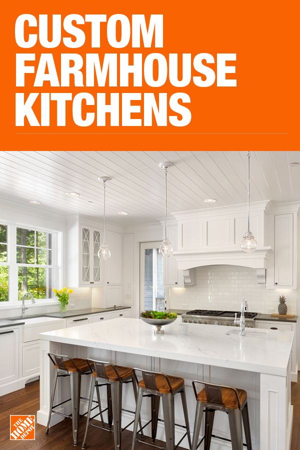 Explore Farmhouse, Kitchen Styles for Your Home