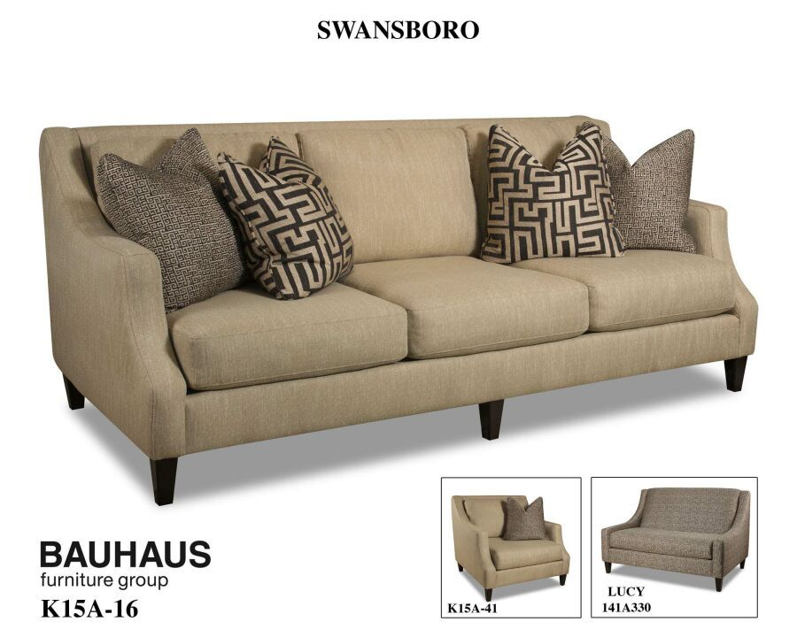 Swansboro_K15A16 Bauhaus Furniture Group, LLC. Sofa