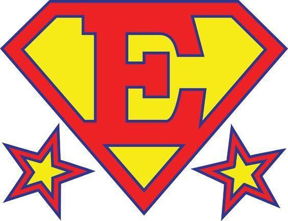 printable superman birthday banner for a super hero