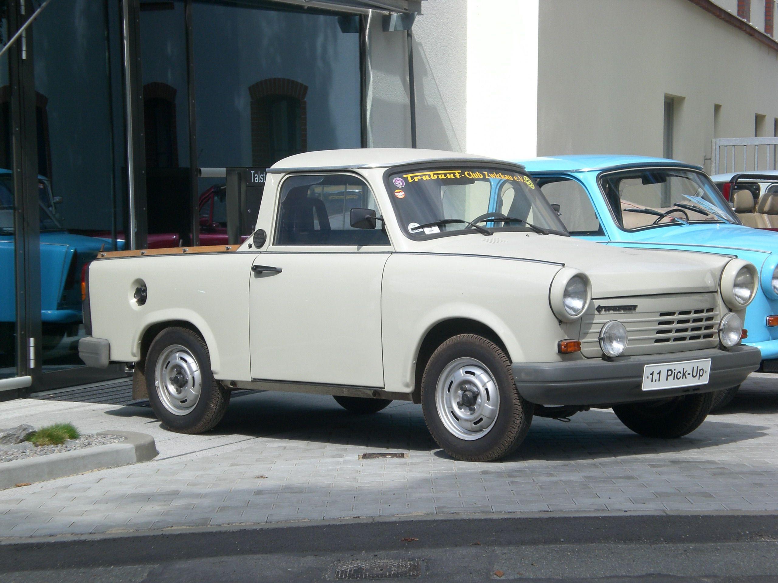 trabant pick up - Google Search | Trabant | Pinterest | Car photos ...