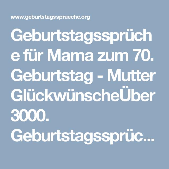 Mütter über 70