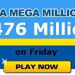 Play USA Mega Millions Jackpot at www.playlottoworld.org #playlottoworld