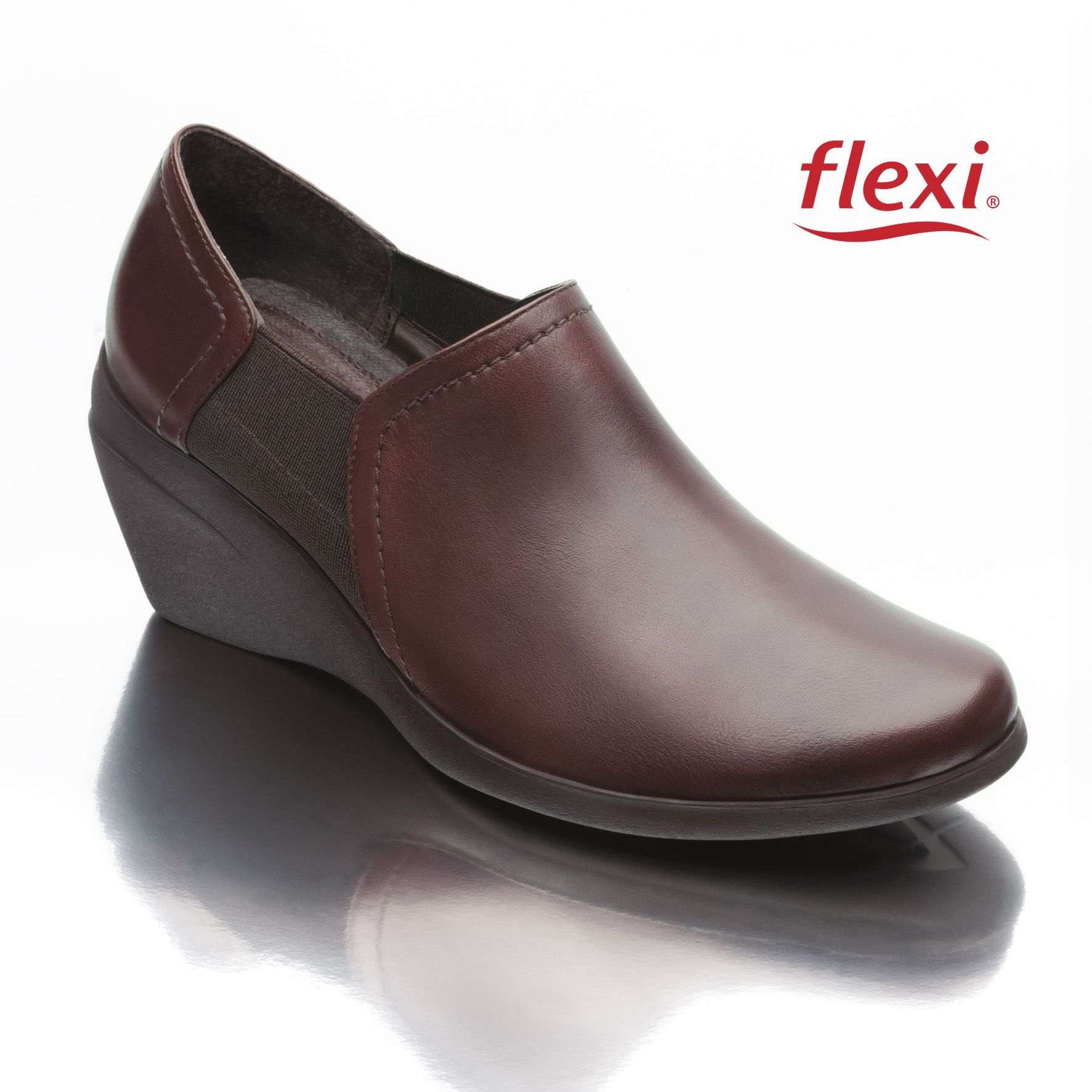 842afcc2 19402 MARRON #shoes #zapatos #fashion #moda #goflexi #flexi #clothes #style  #estilo #otono #invierno #autumn #winter