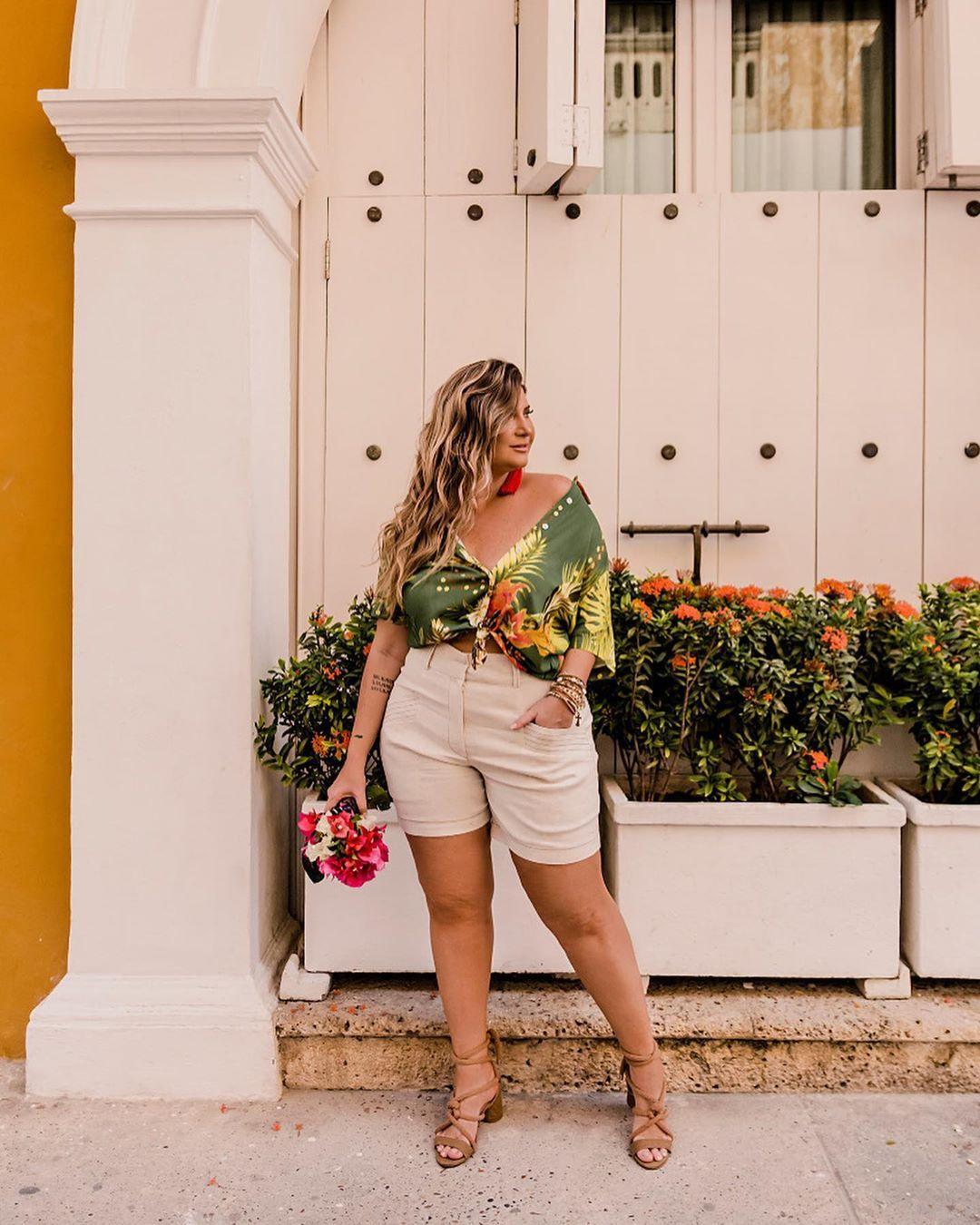É Hoje O Lançamento Cartagena Da @joincurves E Eu Já