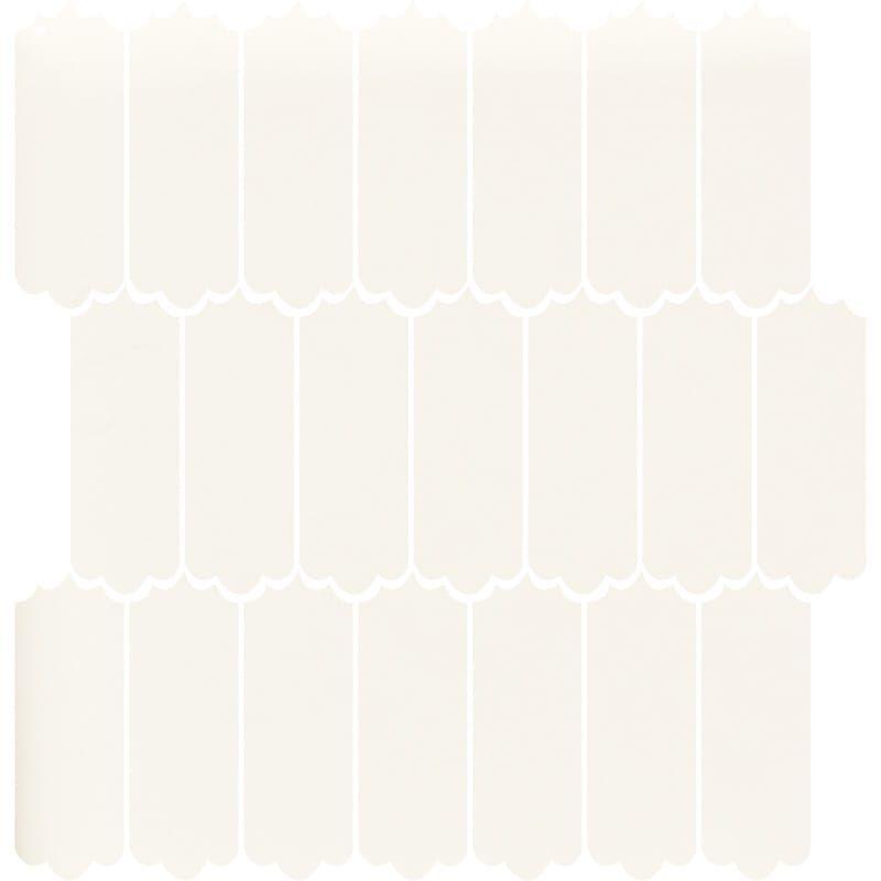 Perla Glossy Cascada Ceramic Mosaics 12x12 Country Floors Of America Llc In 2020 Flooring Mosaic Ceramic Floor