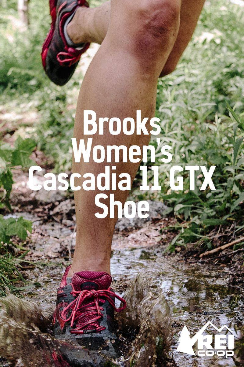 b5f69ae82ee The Cascadia 11 GTX shoes are the first-ever Gore-Tex shoe design from  Brooks