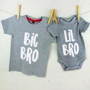 62175607fe0 Big Bro Lil Bro   Big Sis Lil Sis Set