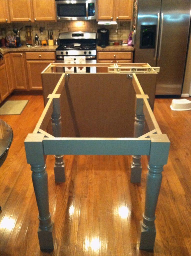 Build Kitchen Counter Skirt Google Search Kitchen Island Posts