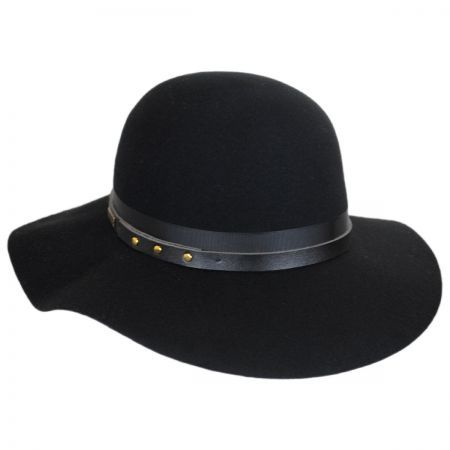 Hayden Wool Felt Floppy Hat by Betmar available at  VillageHatShop d9256610872